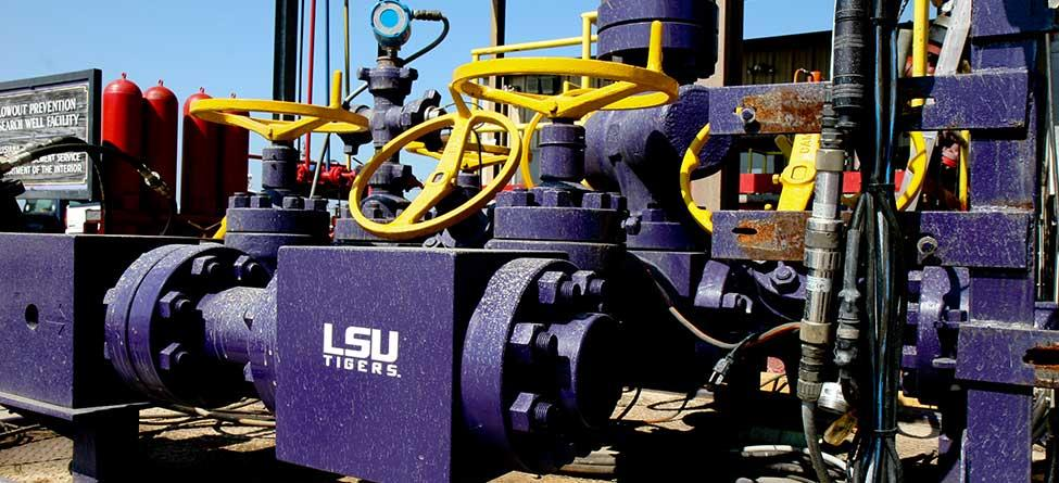 Focus on Energy: A Look at LSU's Energy Research