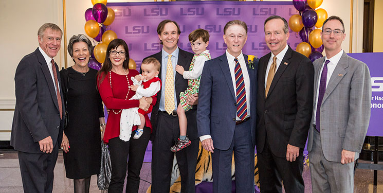 LSU Foundation - Honorable Mention